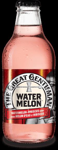 Soda Melon d'eau et Hibiscus