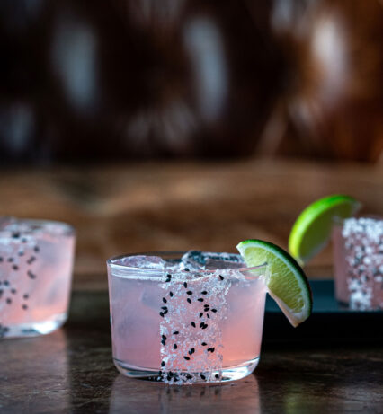 FIRE MELON MARGARITA